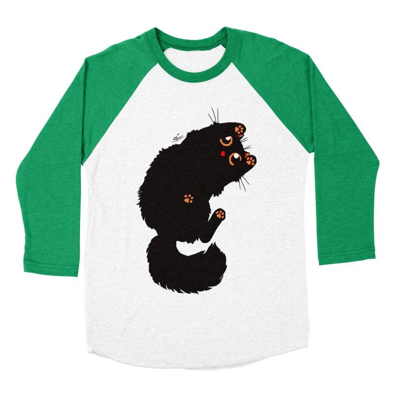 Cute Trap Men's Baseball Triblend T-Shirt by dianasprinkle's Artist Shop
