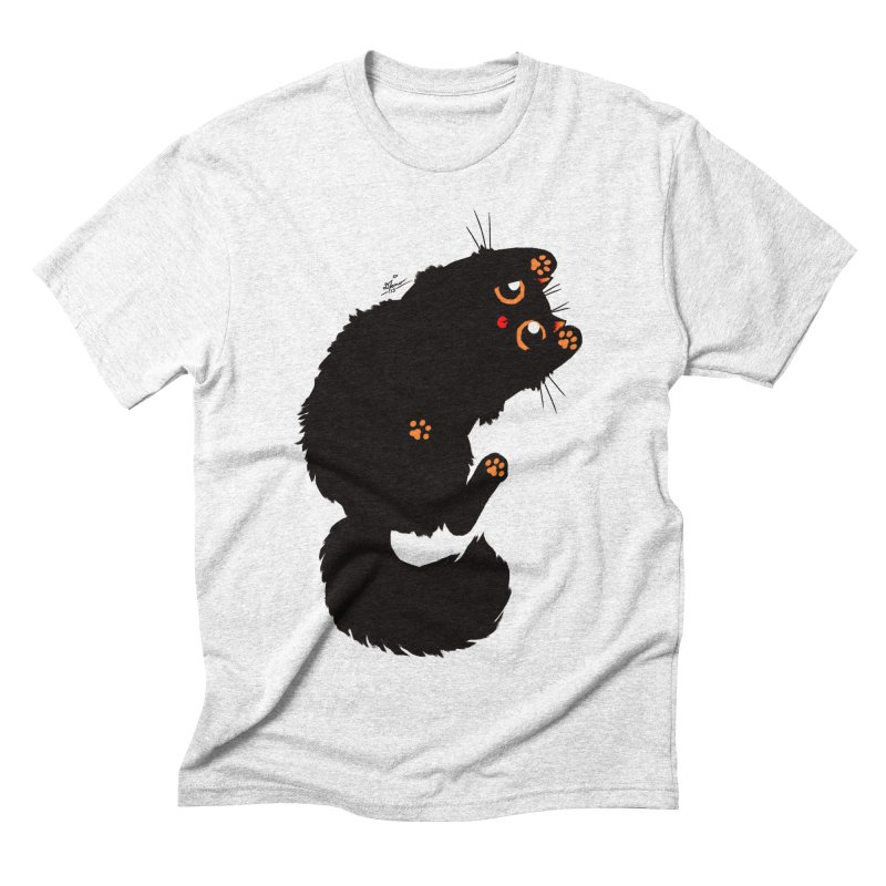 Cute Trap Men's Triblend T-shirt by dianasprinkle's Artist Shop