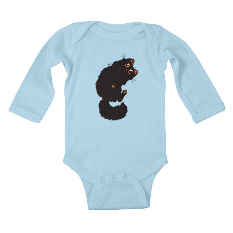Cute Trap Kids Baby Longsleeve Bodysuit by dianasprinkle's Artist Shop