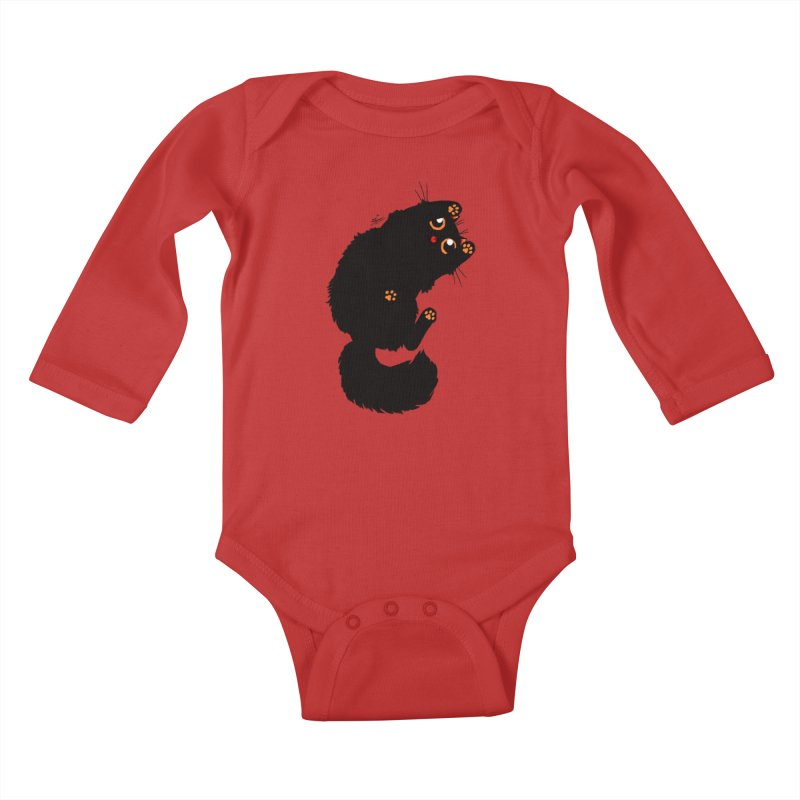 Cute Trap Kids Baby Longsleeve Bodysuit by dianasprinkle's Artist Shop
