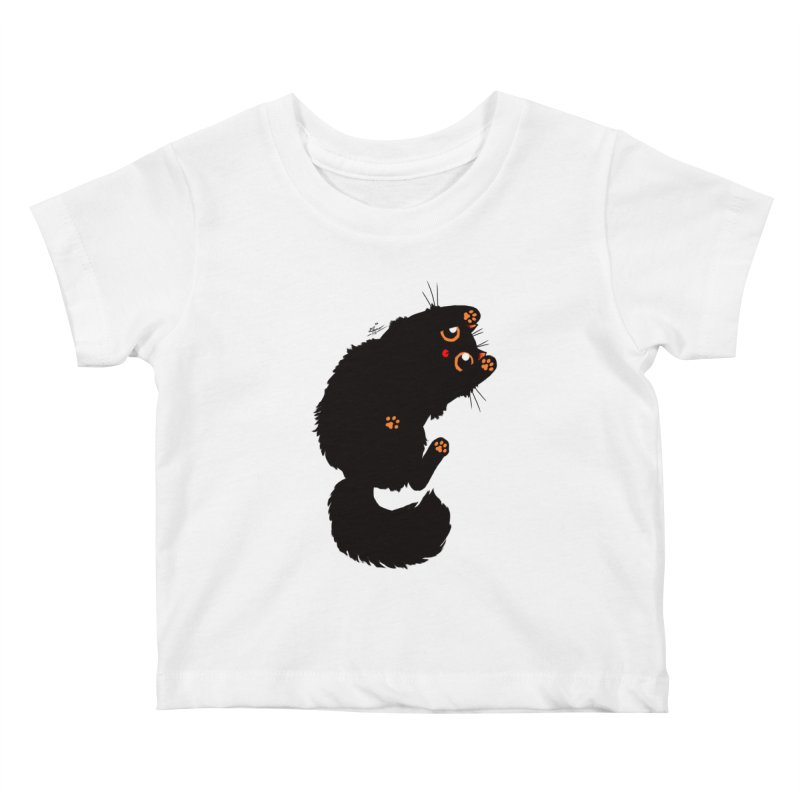 Cute Trap Kids Baby T-Shirt by dianasprinkle's Artist Shop