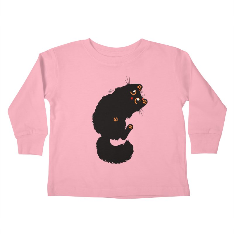 Cute Trap Kids Toddler Longsleeve T-Shirt by dianasprinkle's Artist Shop
