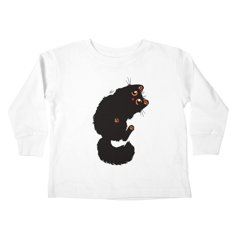 Cute Trap Kids Toddler Longsleeve T-Shirt by dianasprinkle's Artist Shop