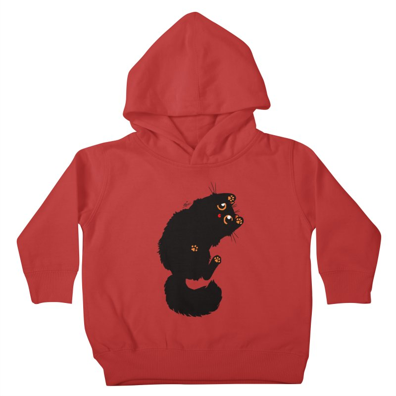 Cute Trap Kids Toddler Pullover Hoody by dianasprinkle's Artist Shop
