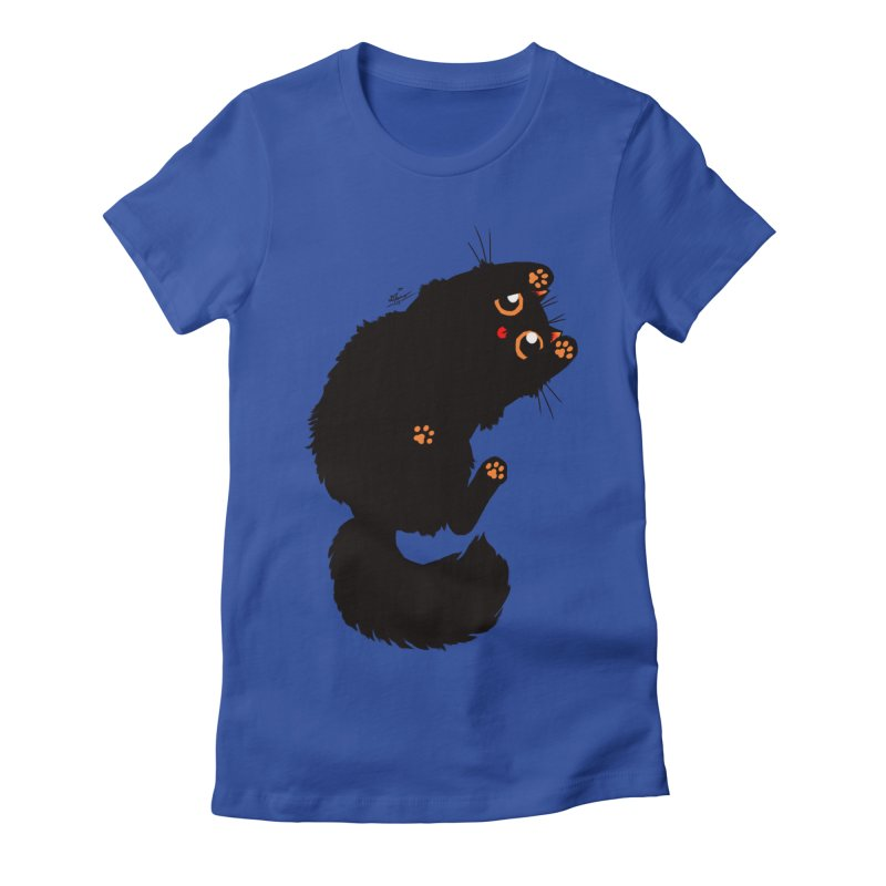 Cute Trap Women's Fitted T-Shirt by dianasprinkle's Artist Shop