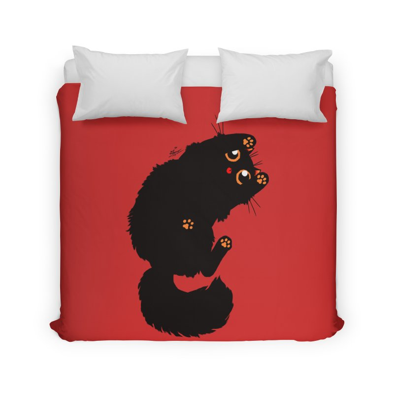 Cute Trap Home Duvet by dianasprinkle's Artist Shop