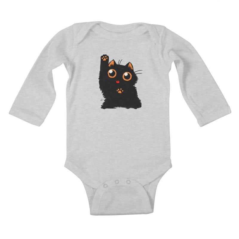 Let's Play Kids Baby Longsleeve Bodysuit by dianasprinkle's Artist Shop
