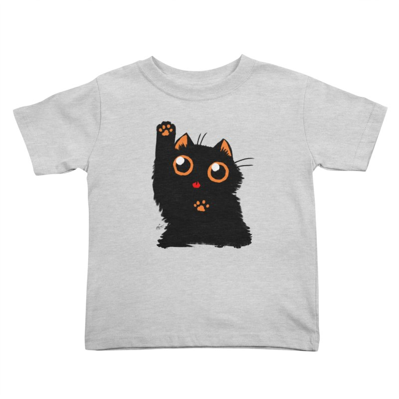 Let's Play Kids Toddler T-Shirt by dianasprinkle's Artist Shop