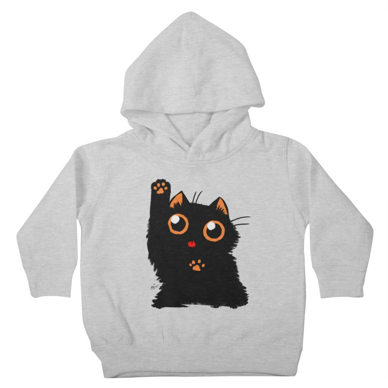 Let's Play Kids Toddler Pullover Hoody by dianasprinkle's Artist Shop