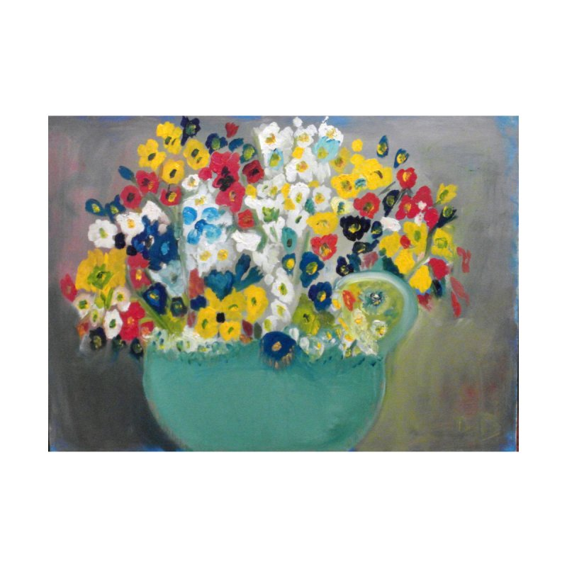 Flowers  by DianeBonjourArtStudio's Artist Shop