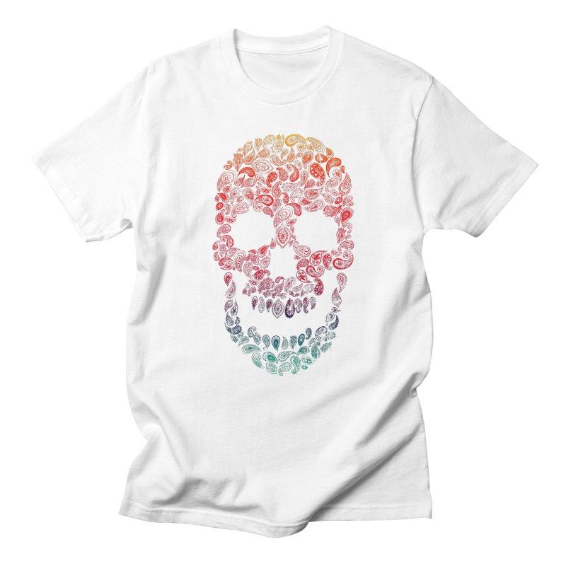 Death By Paisley Women's Regular Unisex T-Shirt by Dianne Delahunty's Artist Shop