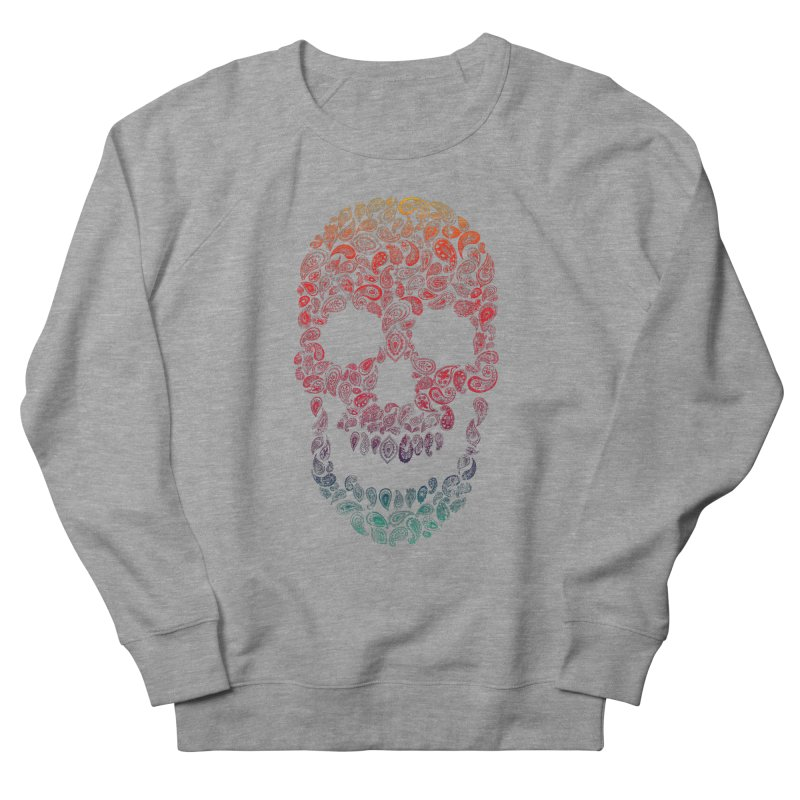 Death By Paisley Women's Sweatshirt by Dianne Delahunty's Artist Shop