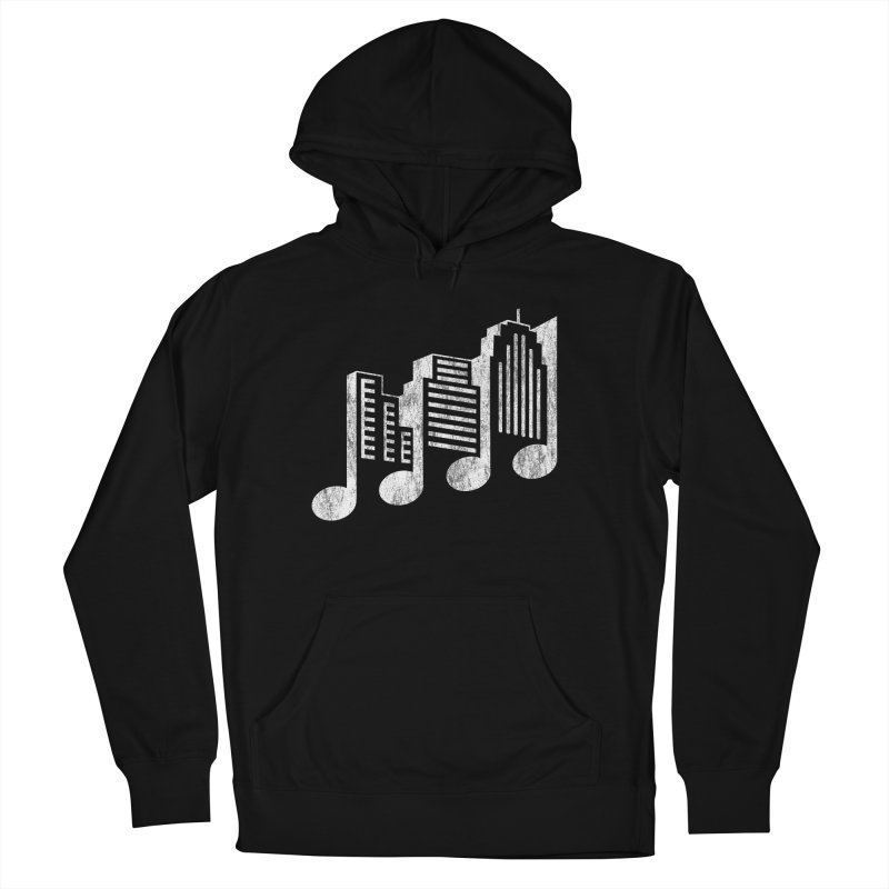 Melodicity Women's Pullover Hoody by Dianne Delahunty's Artist Shop