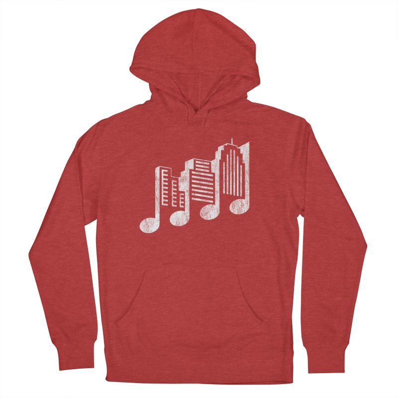 Melodicity Men's Pullover Hoody by Dianne Delahunty's Artist Shop