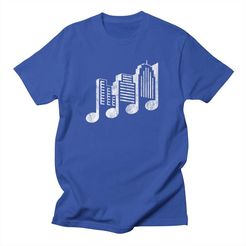 Melodicity Men's T-Shirt by Dianne Delahunty's Artist Shop
