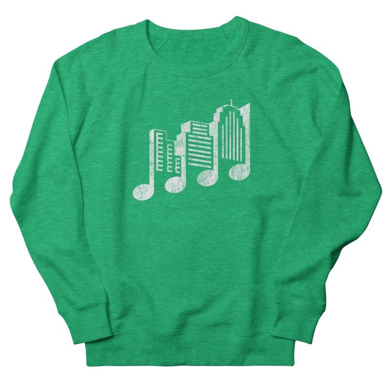 Melodicity Men's Sweatshirt by Dianne Delahunty's Artist Shop