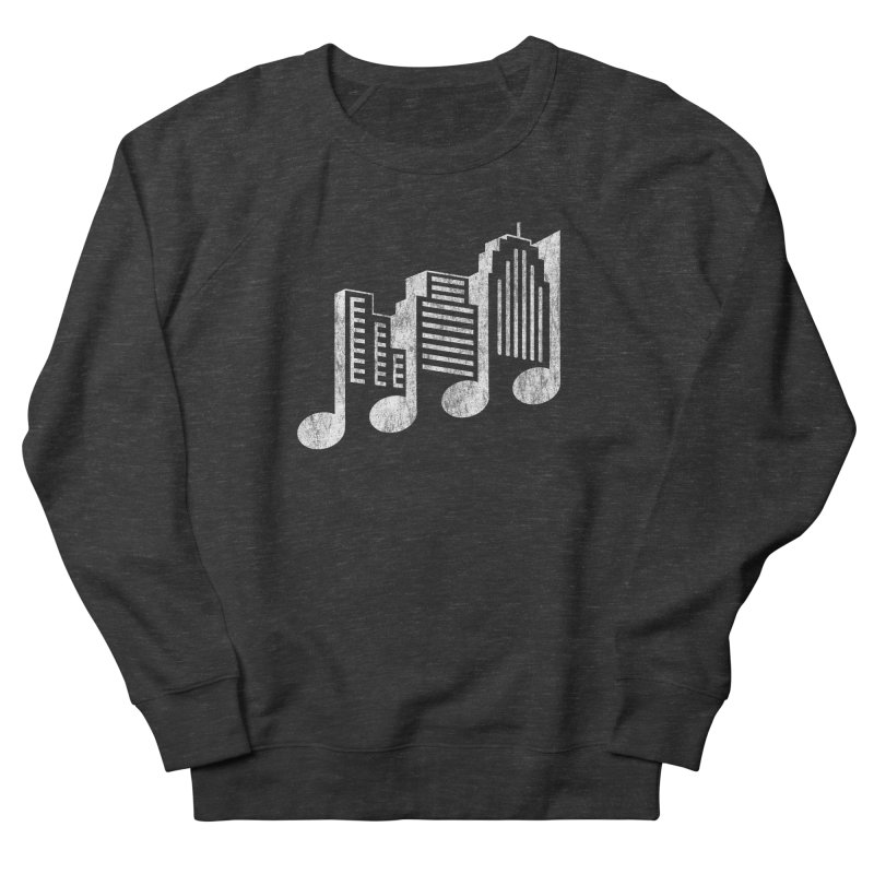 Melodicity Men's Sweatshirt by Dianne Delahunty's Artist Shop