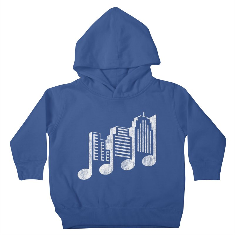 Melodicity Kids Toddler Pullover Hoody by Dianne Delahunty's Artist Shop