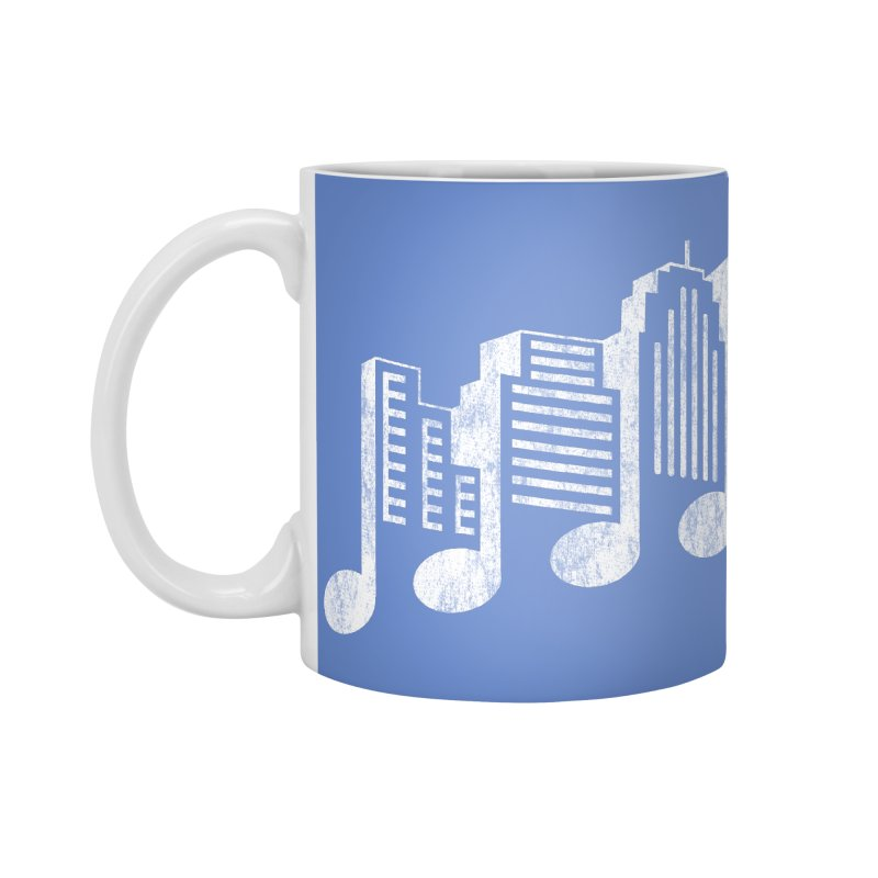 Melodicity Accessories Mug by Dianne Delahunty's Artist Shop