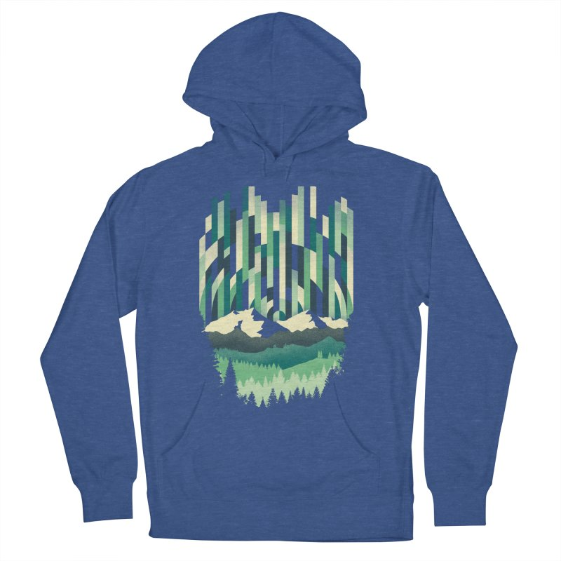 Sunrise in Vertical Men's Pullover Hoody by Dianne Delahunty's Artist Shop