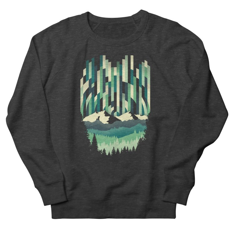 Sunrise in Vertical Men's Sweatshirt by Dianne Delahunty's Artist Shop