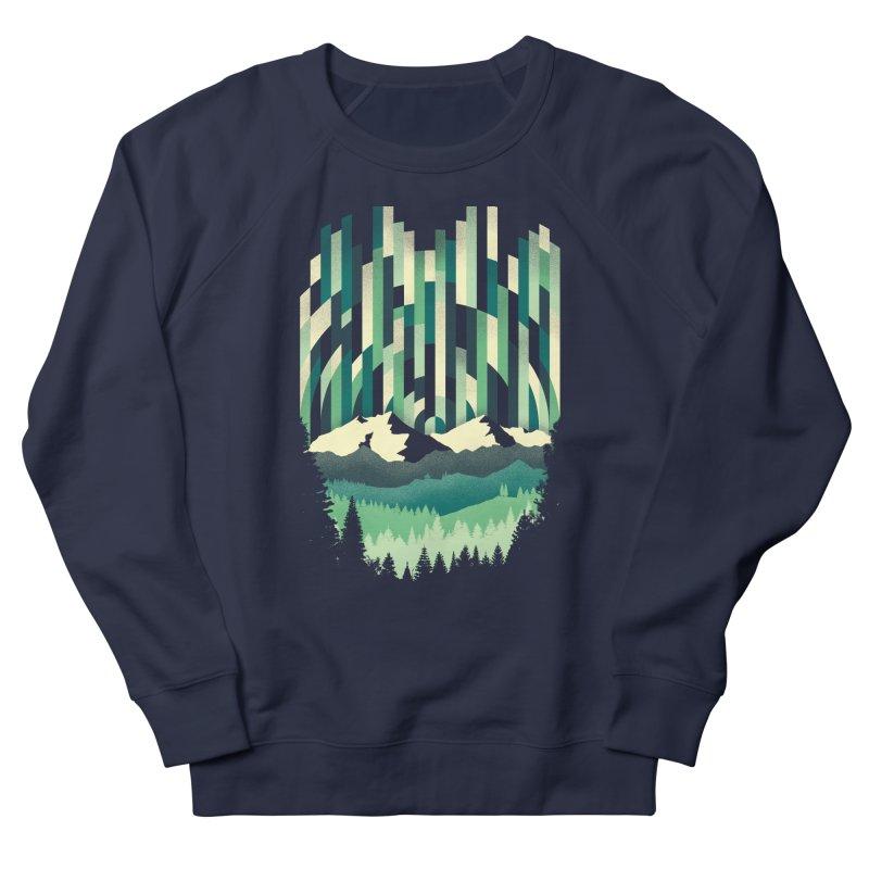 Sunrise in Vertical Men's French Terry Sweatshirt by Dianne Delahunty's Artist Shop