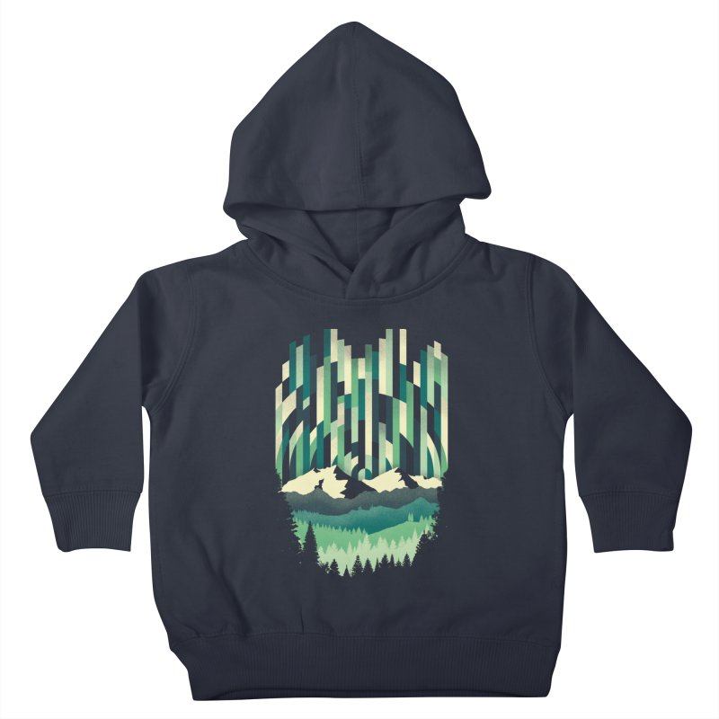 Sunrise in Vertical Kids Toddler Pullover Hoody by Dianne Delahunty's Artist Shop