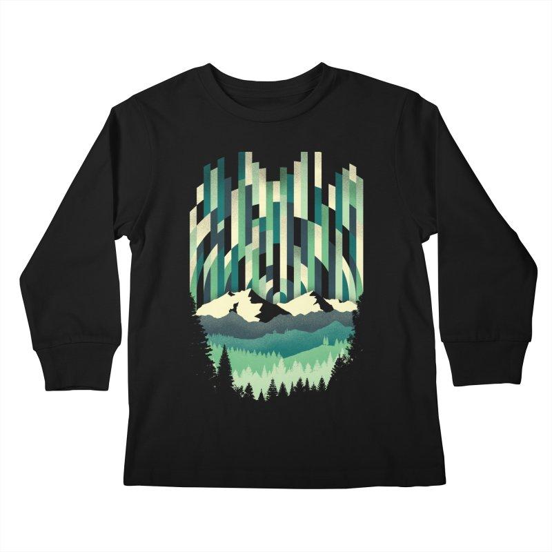 Sunrise in Vertical Kids Longsleeve T-Shirt by Dianne Delahunty's Artist Shop