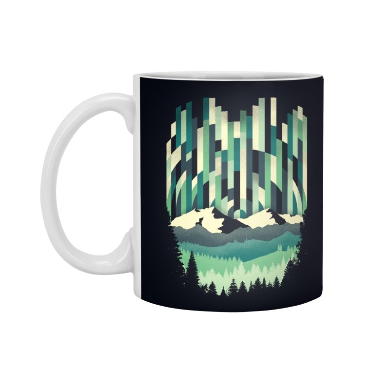 Sunrise in Vertical Accessories Mug by Dianne Delahunty's Artist Shop