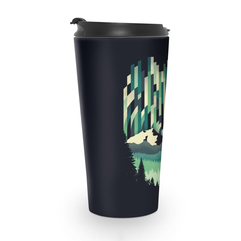 Sunrise in Vertical Accessories Travel Mug by Dianne Delahunty's Artist Shop