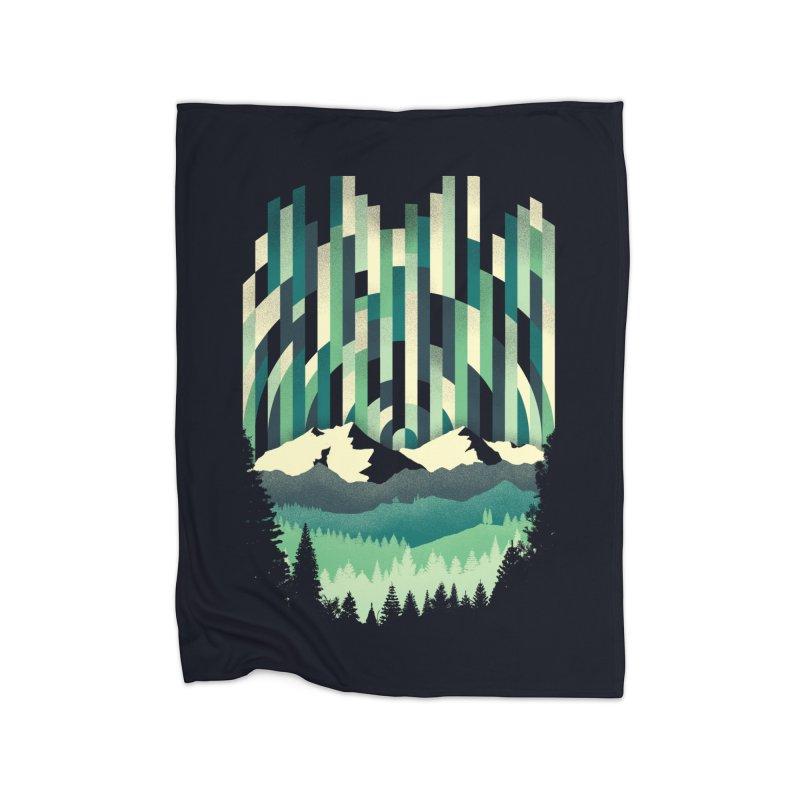 Sunrise in Vertical Home Blanket by Dianne Delahunty's Artist Shop