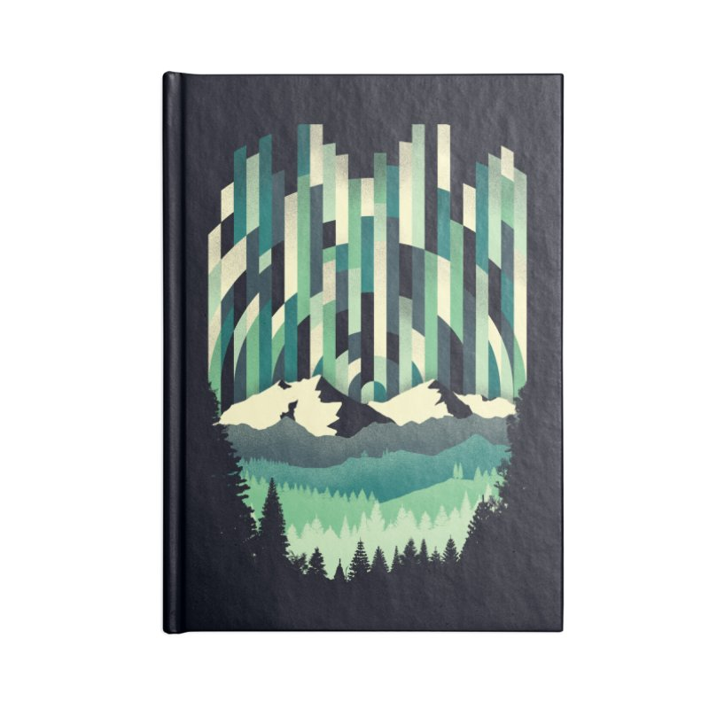 Sunrise in Vertical Accessories Notebook by Dianne Delahunty's Artist Shop