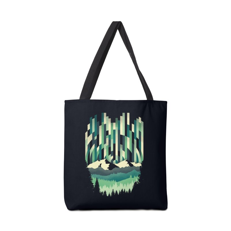Sunrise in Vertical Accessories Bag by Dianne Delahunty's Artist Shop