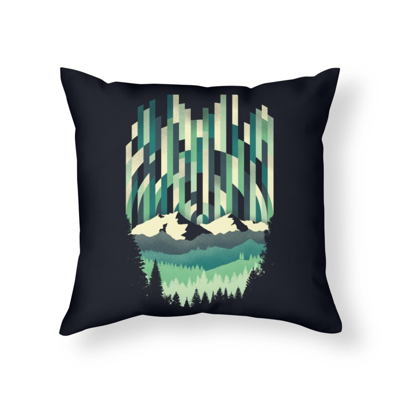 Sunrise in Vertical Home Throw Pillow by Dianne Delahunty's Artist Shop