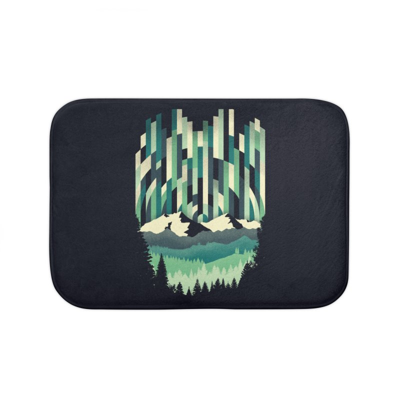 Sunrise in Vertical Home Bath Mat by Dianne Delahunty's Artist Shop