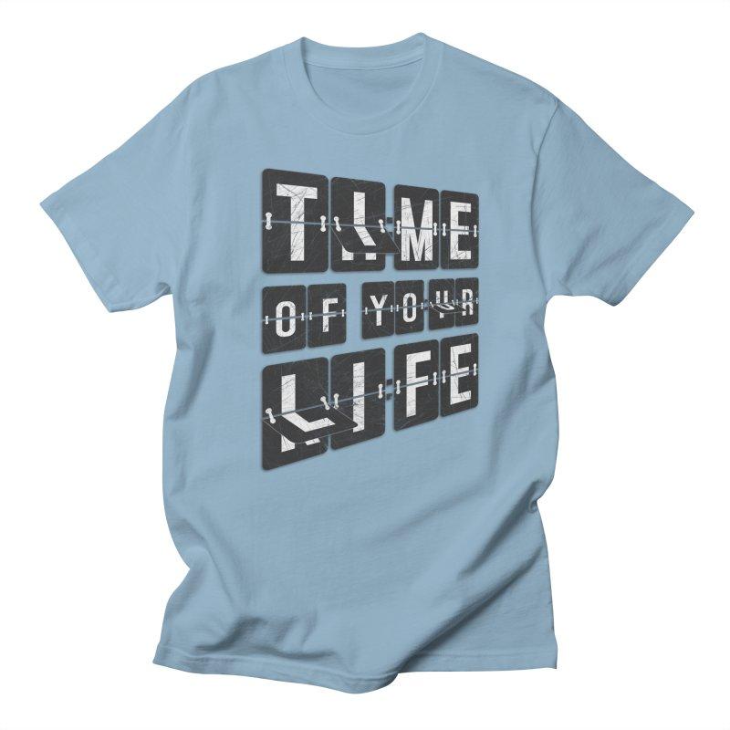Time Men's T-shirt by Dianne Delahunty's Artist Shop