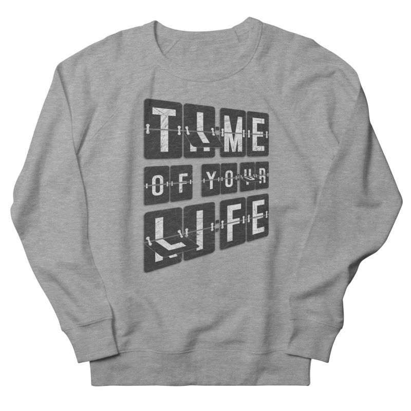 Time Men's Sweatshirt by Dianne Delahunty's Artist Shop