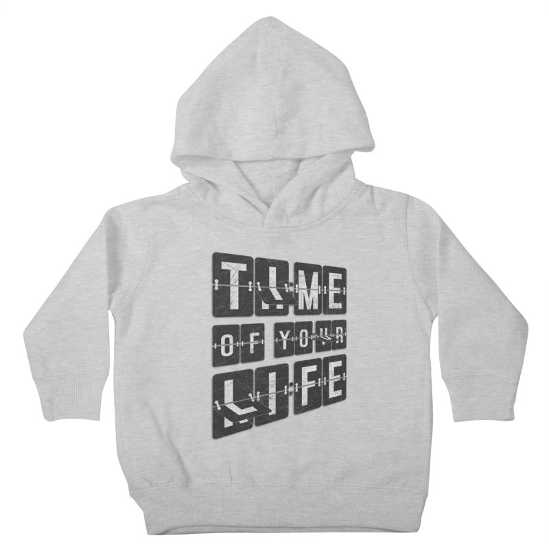 Time Kids Toddler Pullover Hoody by Dianne Delahunty's Artist Shop