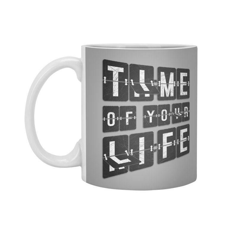 Time Accessories Standard Mug by Dianne Delahunty's Artist Shop