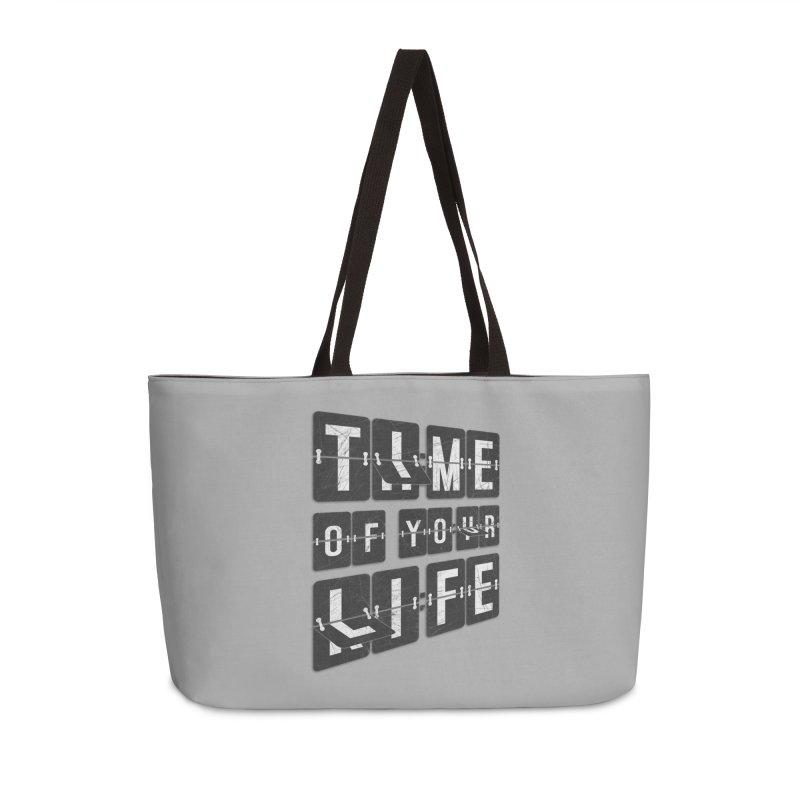 Time Accessories Weekender Bag Bag by Dianne Delahunty's Artist Shop