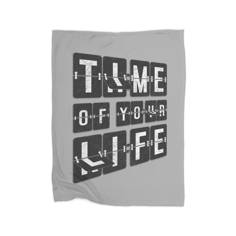 Time Home Fleece Blanket Blanket by Dianne Delahunty's Artist Shop