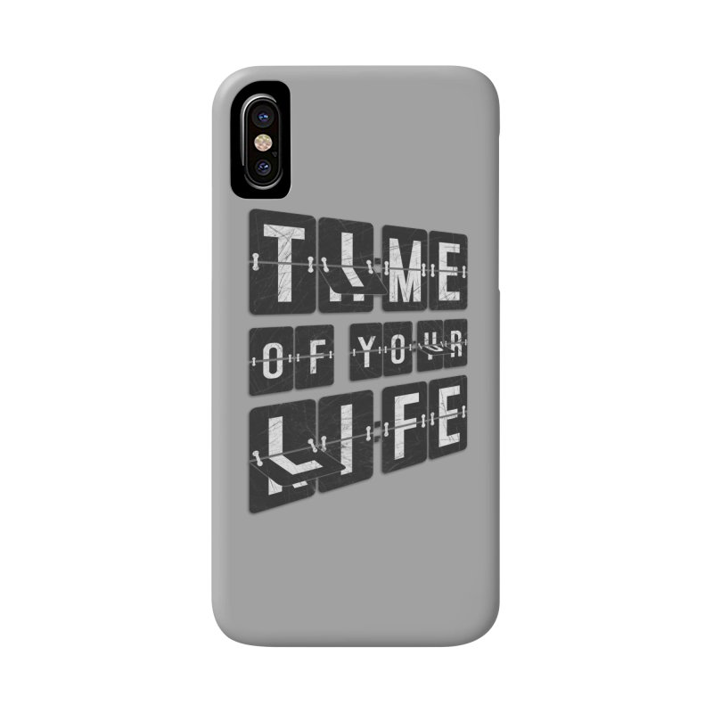 Time Accessories Phone Case by Dianne Delahunty's Artist Shop