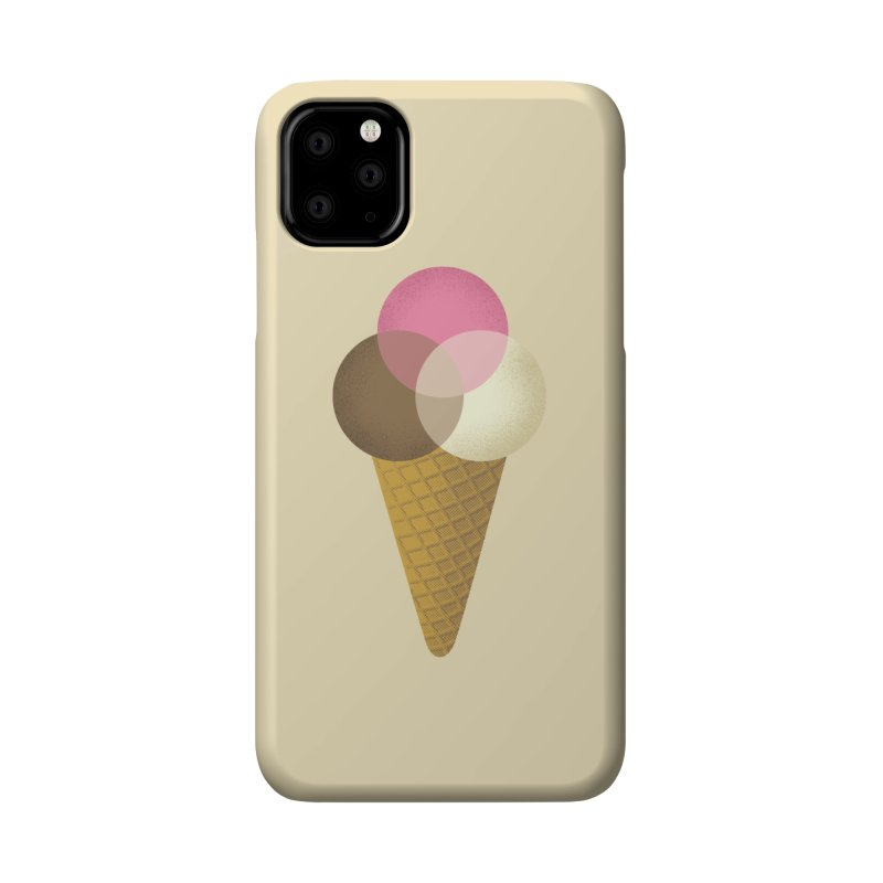 Ice Cream Venndor Accessories Phone Case by Dianne Delahunty's Artist Shop