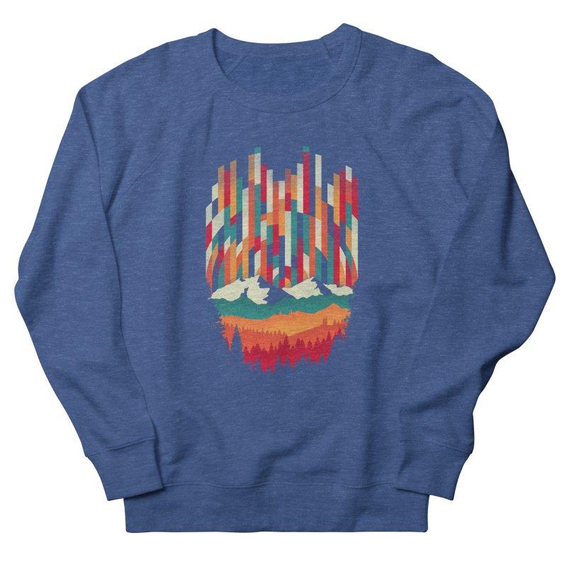 Sunset in Vertical - Multicolor Women's Sweatshirt by Dianne Delahunty's Artist Shop