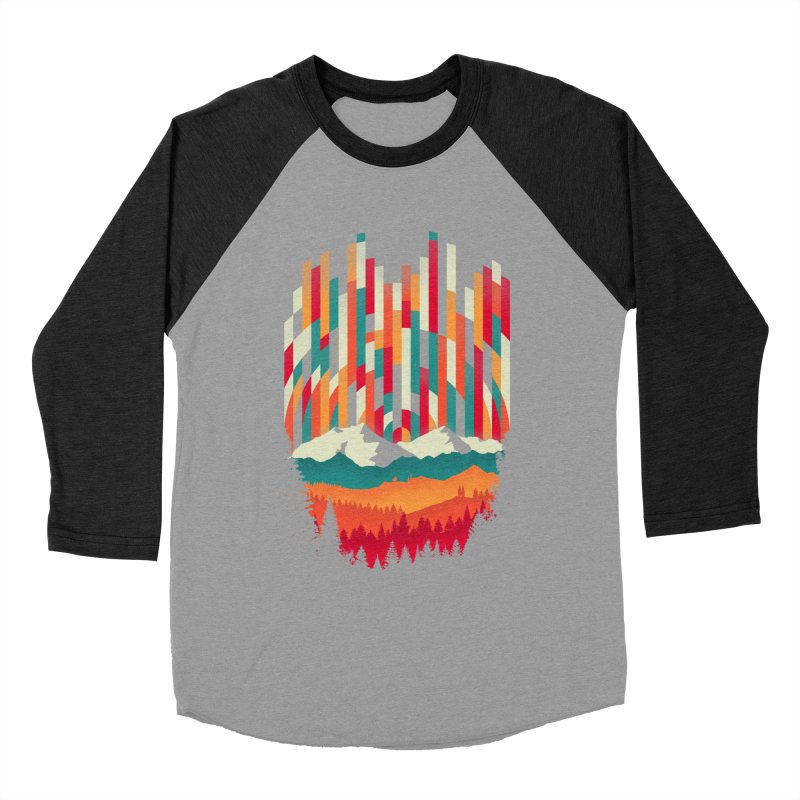Sunset in Vertical - Multicolor Men's Longsleeve T-Shirt by Dianne Delahunty's Artist Shop