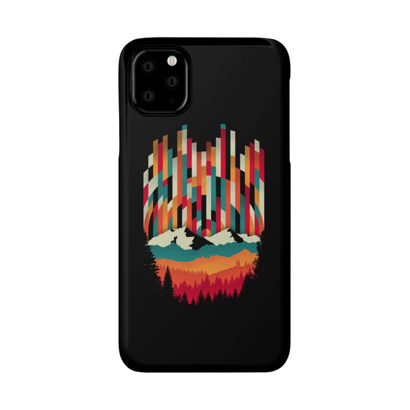 Sunset in Vertical - Multicolor Accessories Phone Case by Dianne Delahunty's Artist Shop
