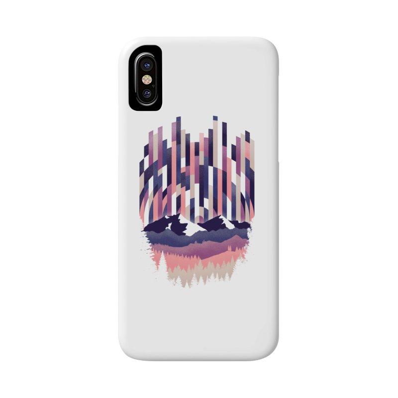 Sunrise in Vertical - Winter Dawn Accessories Phone Case by Dianne Delahunty's Artist Shop