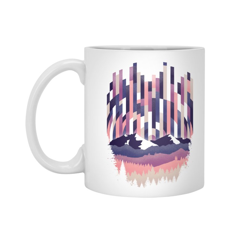 Sunrise in Vertical - Winter Dawn Accessories Mug by Dianne Delahunty's Artist Shop