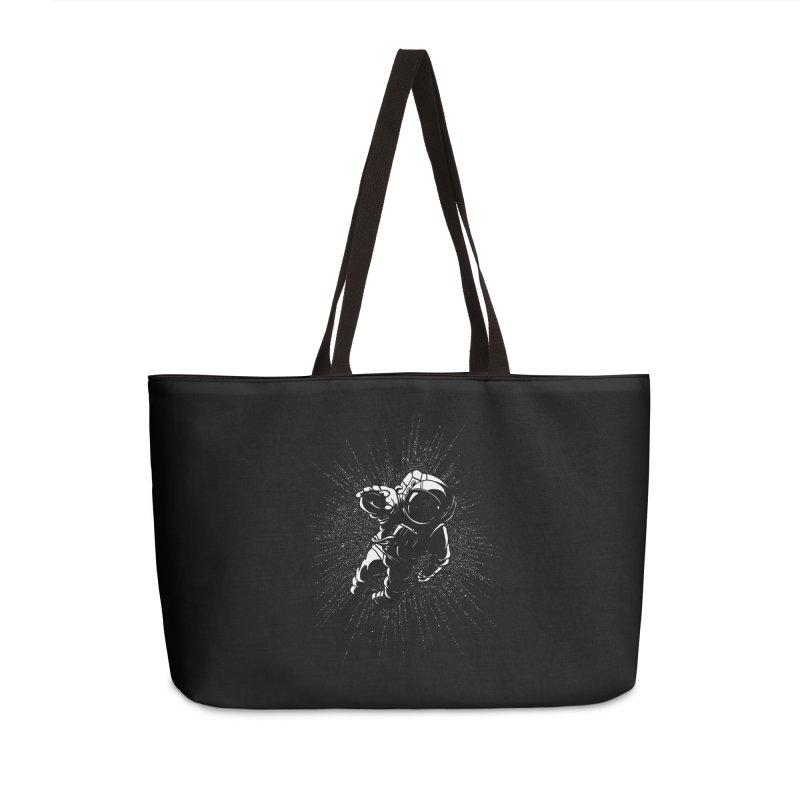 Plummet Accessories Weekender Bag Bag by Dianne Delahunty's Artist Shop