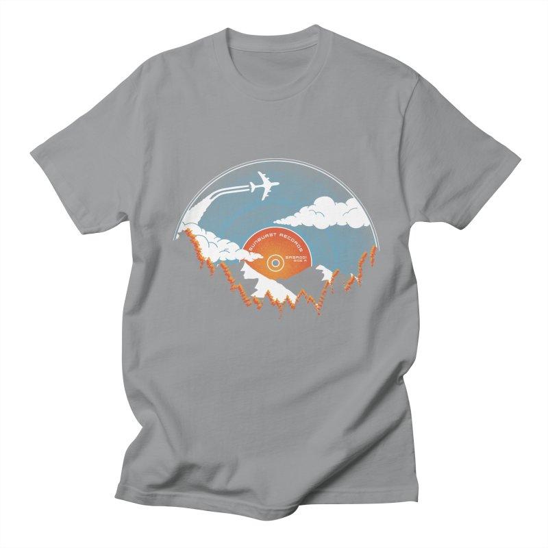 Sunburst Records Redux Women's Regular Unisex T-Shirt by Dianne Delahunty's Artist Shop